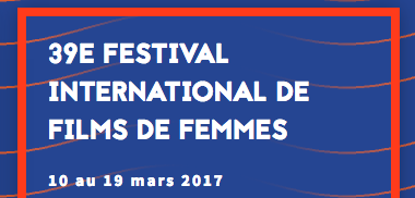 18.03.17 – Festival International de films de Femmes